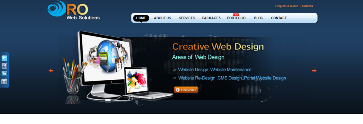 Oro Web Solutions